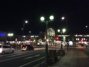(都)久留米駅東口線照明設備工事